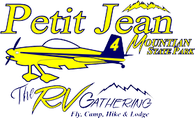 Petit Jean Fly In |  The RV Gathering Fly, Camp, Hike & Lodge